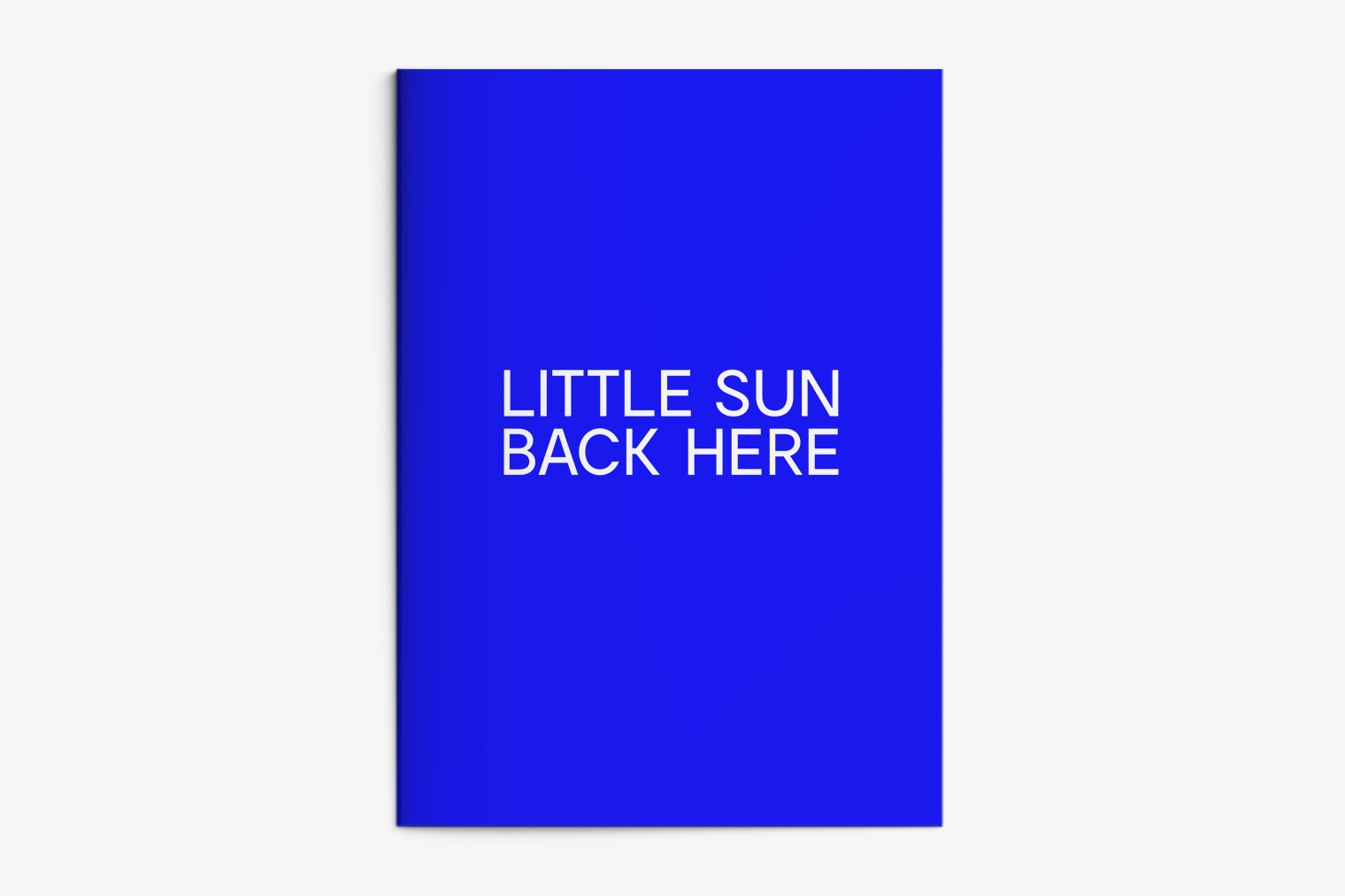 Little Sun Back Here – a post periphery poem  4